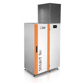 Твердопаливний котел HKS LAZAR SmartFire 15kW/50+90L COMPACT