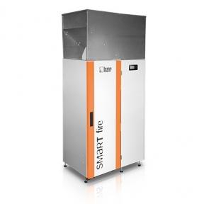 Твердопаливний котел HKS LAZAR SmartFire 15kW/50+165L COMPACT
