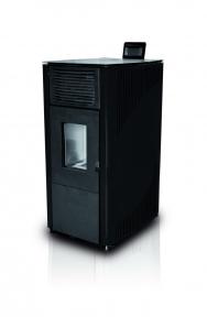 Твердопаливний котел-піч HKS LAZAR SmartFire 12 Antracyt