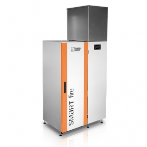 Твердопаливний котел HKS LAZAR SmartFire 11kW/50+90L COMPACT