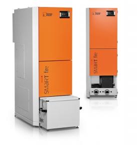 Твердопаливний котел HKS LAZAR SmartFire 11kW/130L
