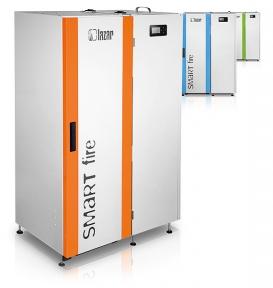Твердопаливний котел HKS LAZAR SmartFire 15kW/50L COMPACT